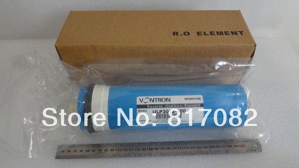 top popular Reverse Osmosis Membrane 400 Gallon Vontron ULP3012-400 Water Purifier for Drinking 2021