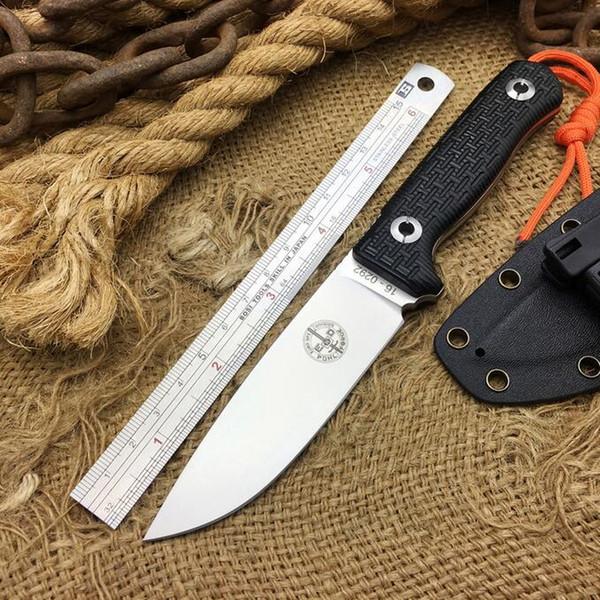Coltello a lama fissa in acciaio freddo Pohl Force più recente, coltello tattico da esterno in acciaio D2, attrezzi da campeggio di sopravvivenza, coltelli da caccia collezione