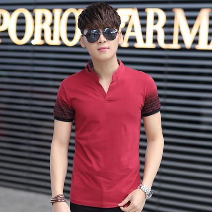 New Design Male Novelty Men T shirt Fashion Cotton Hip Hop T shirt Men Casual Short Sleeves T-shirt Men Brand Clothing 481