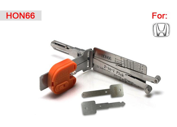 Smart HON66 2 in 1 auto pick and decoder for Honda auto pick tools for locksmith