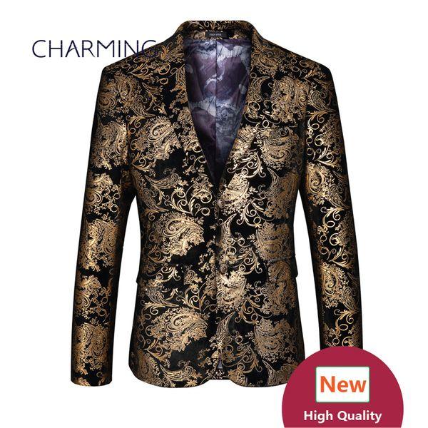 suit jacket men (top) 3D printing high quality velvet fabric Groom dress formal occasions designer mens suits