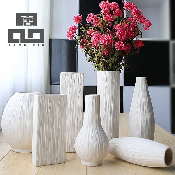 european fashion ceramic flower vase,porcelain vases decoratives,vaso for home decoration modern,tabletop Vase 99