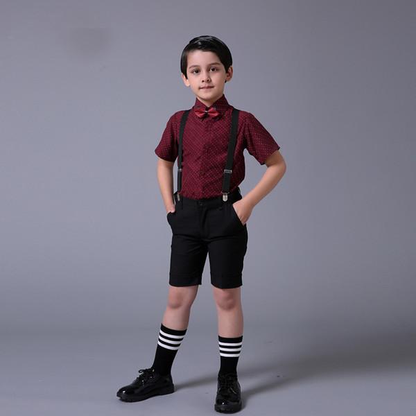 CHENLVXIE 2017 New Children Suit Baby Boys Suits Kids Boys Formal ...