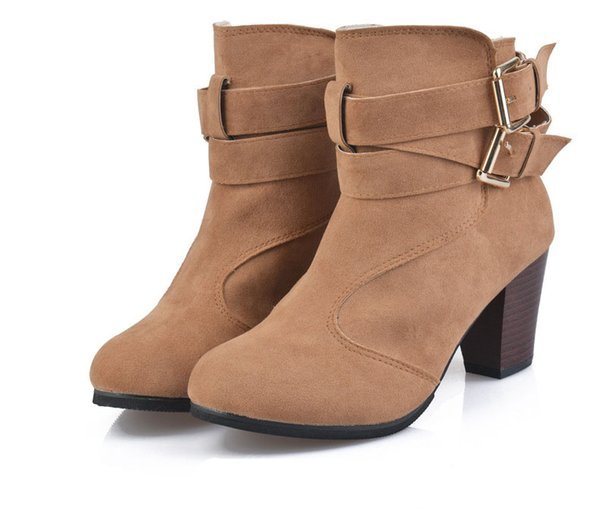 NEW type Fashion female European American Boots Ankle Boots motorcycle boots Ladies Fashion Shoes Item No. SP-003