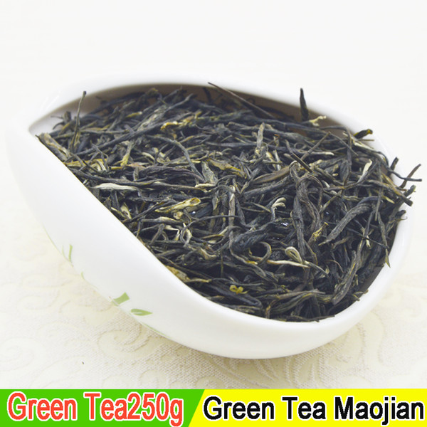 the new xinyang maojian tea green tea 2019 chinese real spring 250 grams of organic health delivery