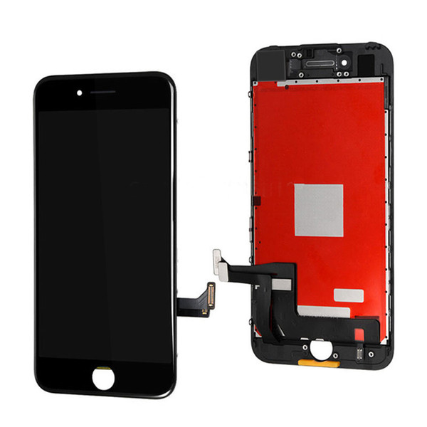 For iPhone 7 Plus Grade A+++ LCD Screen Display Touch Screen Digitizer Panel Frame Assembly & Free DHL