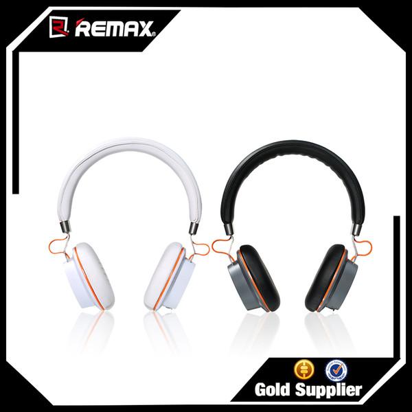 Remax kablosuz Bluetooth kulaklık stereo 195HB kulaklık Bluetooth 4.1 müzik kulaklık xiaomi için mic ile kulaklık üzerinde