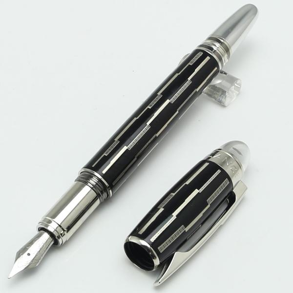 best selling Luxury M series design mistery black MB PEN hot sell fountain pen Stationery Supplies pens for writing