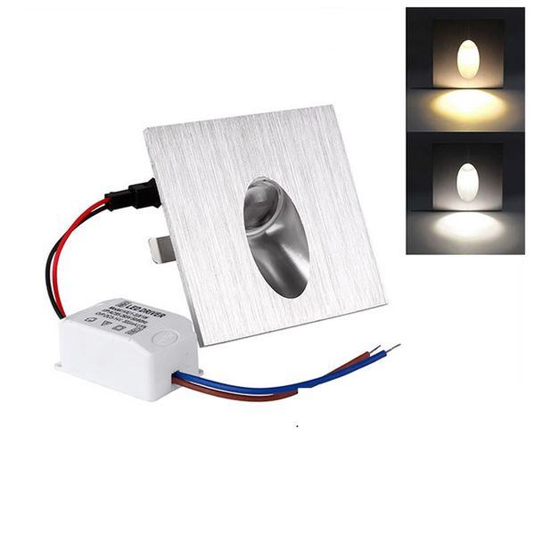 Acheter Intérieure Led Encastré Escalier Lampe Dimmable Led Mur