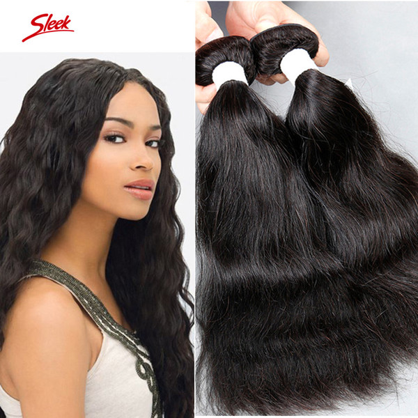 Natural Wave Hair Extension 100 Virgin Brazilian Hair Weave Weft