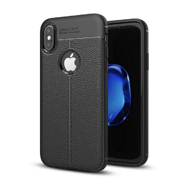 Custodia Iphone X Pelle Sottile Tutto Incluso Cover Iphone X