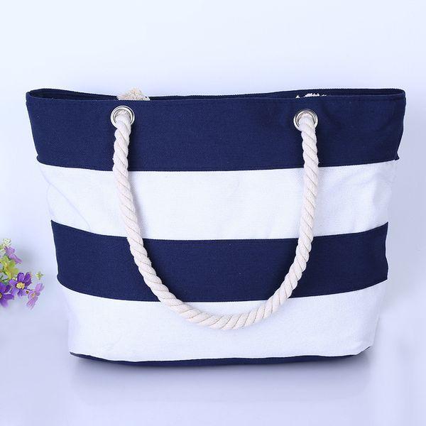 Atacado-Alta Qualidade Canvas Tote Bag Moda Feminina Bolsas Casual Shoulder Bags Proteção Ambiental Shopping Bag