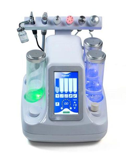 Máquina de cristal microdermabrasion