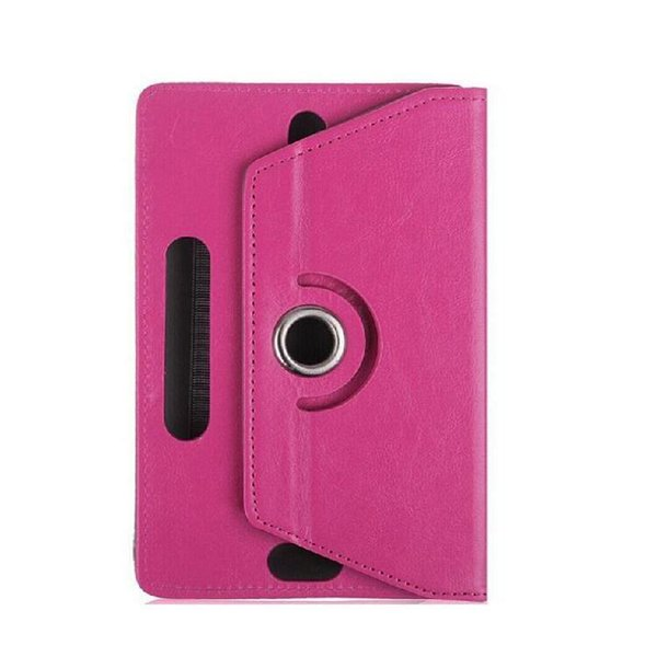 2018 Hot Universal Tablet 360 Degree Rotating Case 10 PU Leather Stand Cover 7 8 9 inch Fold Flip Cases Built-in Card Buckle for Mini iPad
