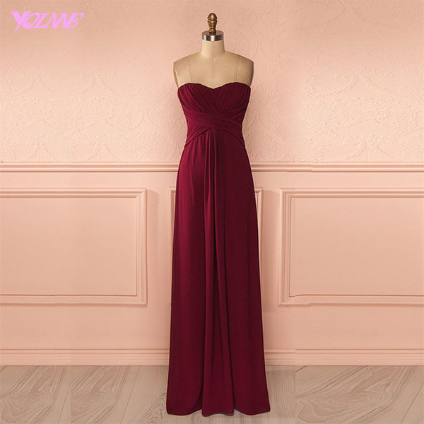 Kleider fur hochzeitsgaste lang rot
