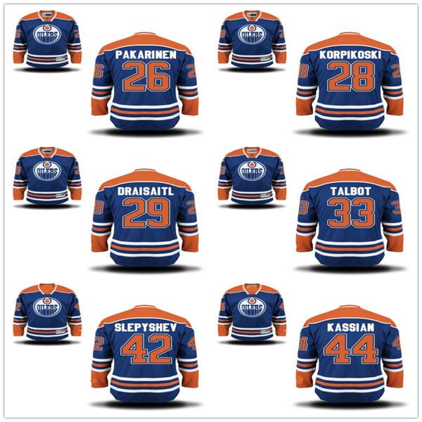 1c9c1d864 Edmonton Oilers 26 liro Pakarinen 28 Lauri Korpikoski 29 Leon Draisaitl 30  Cam Talbot 42 Anton ...