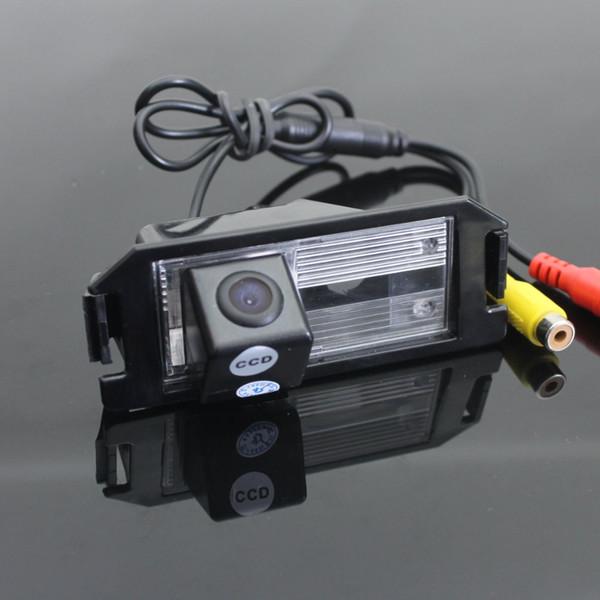License Plate Light OEM / HD CCD Night Vision / Car Rear Camera / Reverse Camera For Hyundai i30 2007~2012