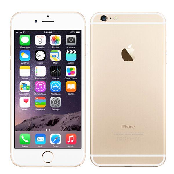 Original Unlocked Apple iPhone 6 Original Refurbished phone 16G/64G/128G 4.7inch 1.4GHz 8.0MP Camera 4G LTE Moblie phone