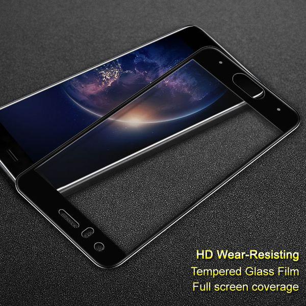 "Imak Full Cover Tempered Glass for Huawei Honor 9 5.15"" Screen Protector for Huawei Honor 9 Honor9 HD 9H Protective Glass Film"