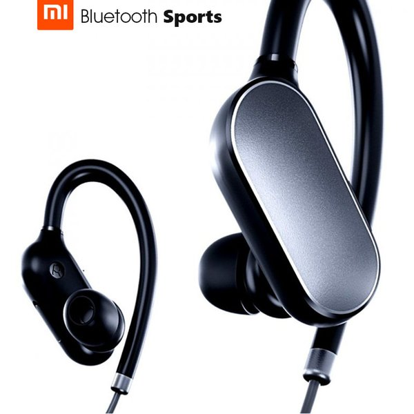 Ursprüngliche Xiaomi Mi Sports Bluetooth Headset Bluetooth 4,1 Musik Ohrhörer Mic IPX4 Wasserdichte Drahtlose Kopfhörer für Smartphone Samsung iPhone