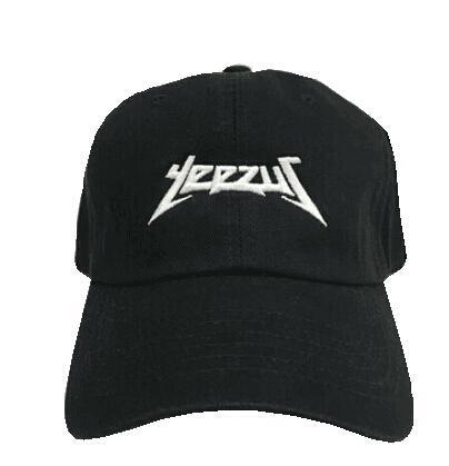 2017 yeezus Baseball Cap women men Snapback Kermit Hat Kanye West Bear Dad Hat i feel like pablo Casquette drake 6 god Cap