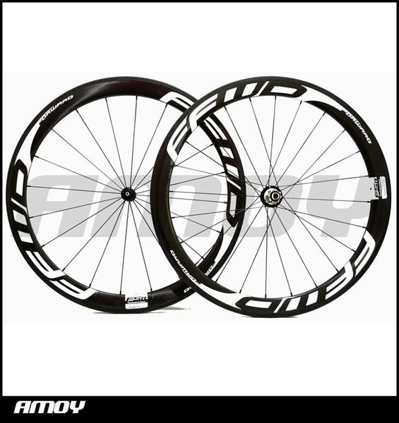 Fast Forward FFWD F5R wheels full carbon fiber road bike wheels carbon wheelset 700c rims carbon bicycle wheels clincher or tubular 50mm