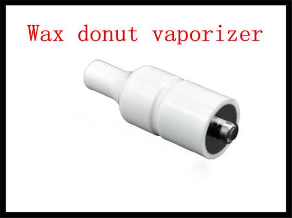 VERSIÓN 2.5 CERÁMICA DONAT ATOMIZER vaporizador caja de tanque mod fumar dispositivo de combustión 30W istick vaporizador e cig cera concentra fumar