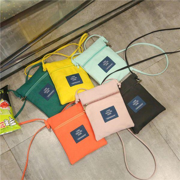 Female Shopping Tote Bag Big Canvas Handbags Women's One Shoulder Cross body Bag Portable sac free shipping
