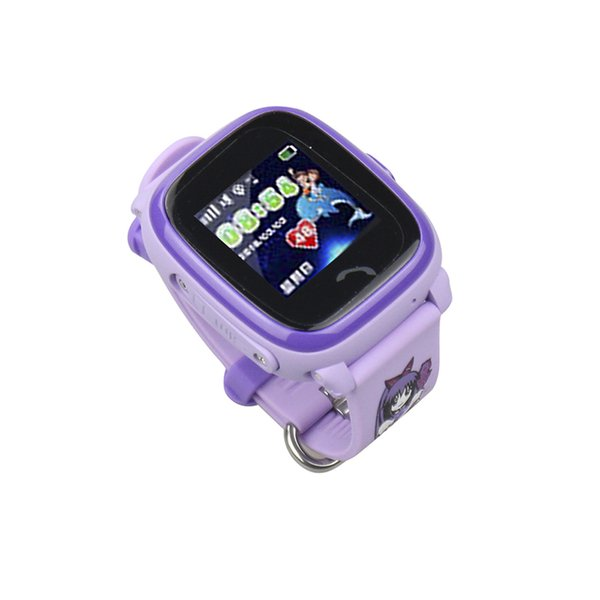 Kids Smart Watch kids GPS watch phone safety with SOS children anti lost watch for IOS Android phone
