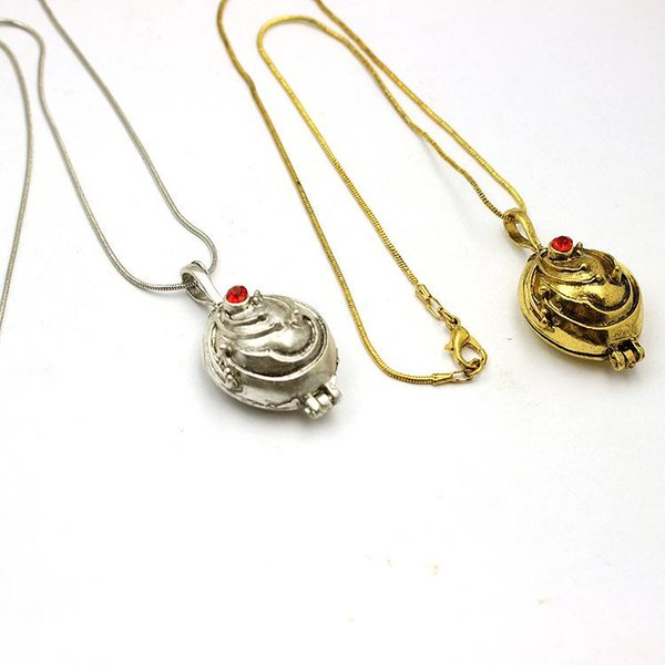 Hot Pendant Necklaces Women Vintage Jewelry Chains The Vampire Diaries Elena vervain Necklaces Locket Pendants Elena Nina Necklaces Jewellry