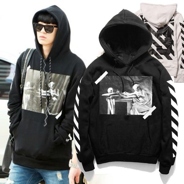 3d11a88549f1 HOT sale Off White C O Virgil Abloh Pyrex Vision S S religion Sweatshirts