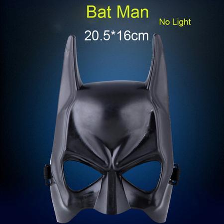 Batman no light