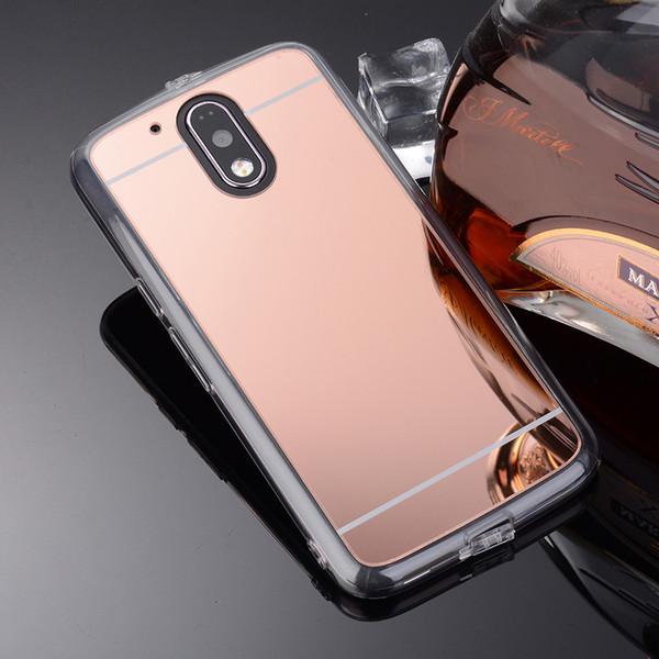 700756d51ec Teléfono celular Estuches para Motorola Moto G4 G4 plus G5 G5 plus Espejo de  lujo TPU. Artículo Vendido. Buscar Similar