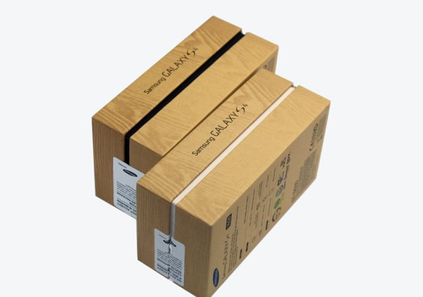 Mobile Cell Phone empty retail package box without Accessories Wholesale Factory Direct US/EU/AU plug for S8 S7 S6 Note5