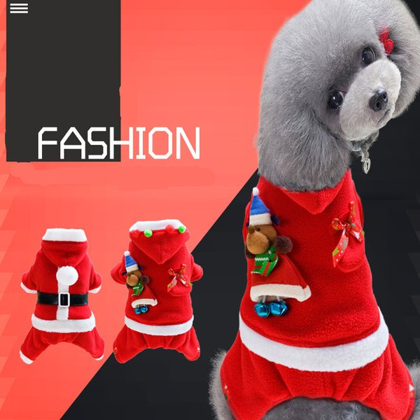 Dog /cats Clothes CHRISTMAS Pet Dog Costume Halloween Suit For Small Dogs Clothes Puppy girl/boy Outfit Pet Chihuahua Yorkies Costume