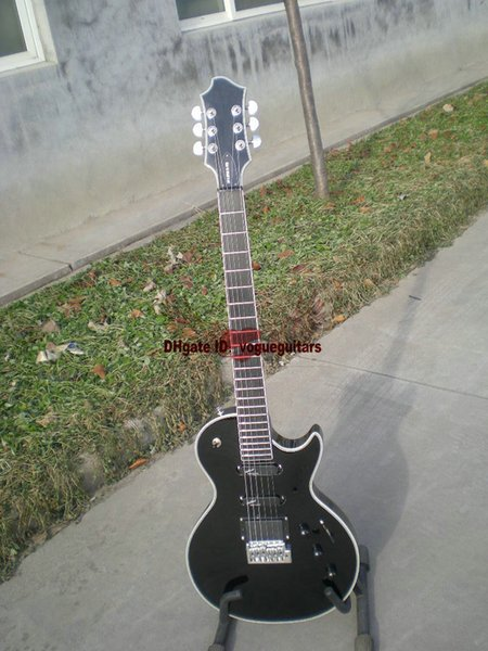 new Black Custom Shop Electric Guitar Very Beauty Guitar From China HOT Free Shipping