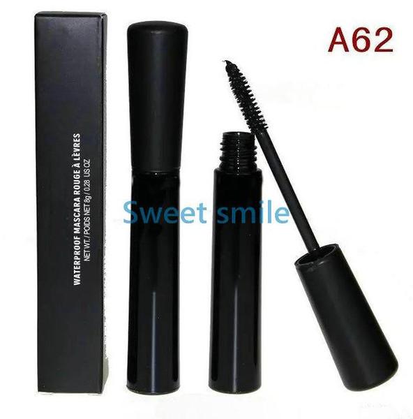 Waterproof Black Mascara Brand Makeup Eyelash Mascara Moisturizer
