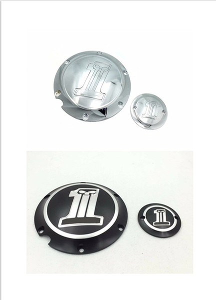best selling Skull No.1 Engine Derby Timer Cover for Harley Sportster XL 883 1200 Iron