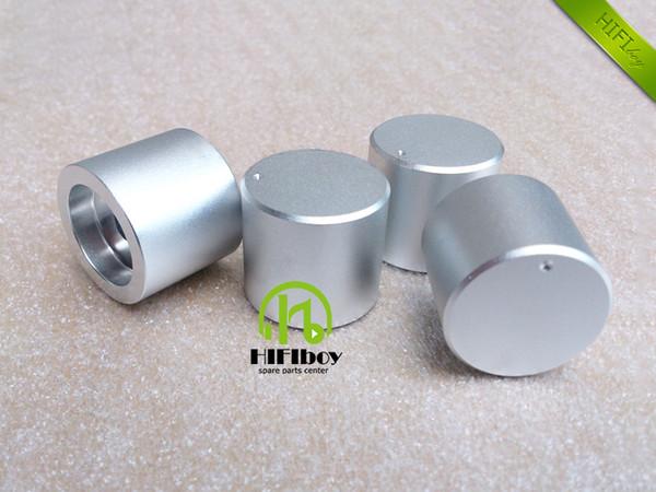 HIFI Aluminum Volume knob 10pcs Diameter 25mm Height 22mm amplifier knob speaker knob