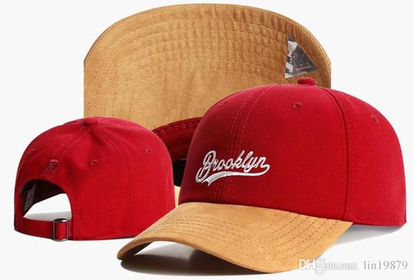 Frauen Cayler Söhne BROOKLYN Wolle Baseball Caps 6 Panel Männer Snapback Casquette Golf Hüte Strapback für Frauen Männer Knochen Visor Gorras Knochen 2017