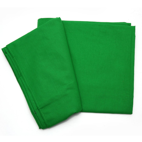 3x2M Solid color Backgrounds Green screen cotton Muslin background Photography backdrop lighting studio Chromakey