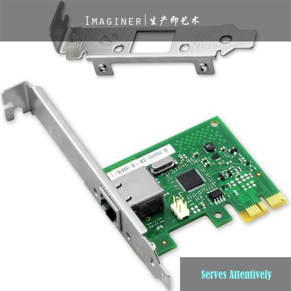 Wholesale- NEW OEM I210-T1 PCI-E X1 Gigabit Ethernet Network Card(NIC), PCI Express 2.1 X1, Intel I210-T1 1000M I210T1 Lan, Lscsi GPEX Etc.
