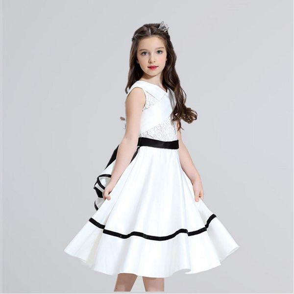 785b1cd63604 Fashion Flower Girls Dress Wedding Pageant 2017 Summer Princess ...