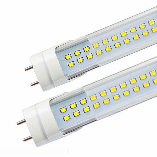 4ft 1.2m 1200mm T8 führte Leuchtröhren super helles 22W 28W 40W warmes natürliches kühles weißes geführtes Leuchtstoffröhre AC110-277V UL FCC