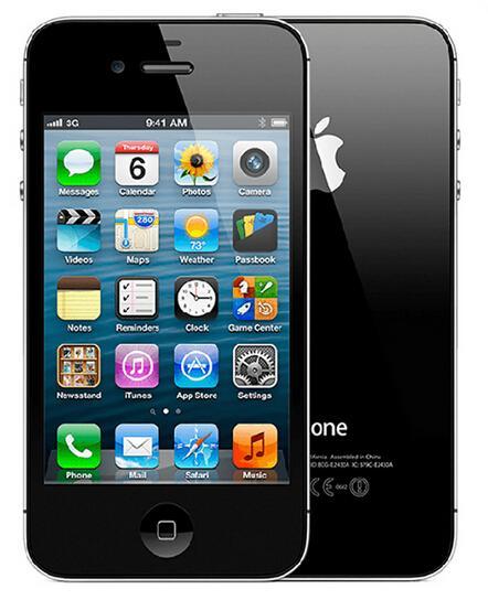 Original Apple iPhone 4S Dual Core 64GB/32GB/16GB 3.5inch Screen 5.0MP Refurbished Unlocked Mobile Phone