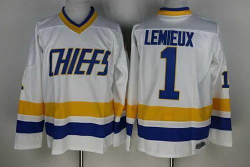 1 Denis Lemieux bianco