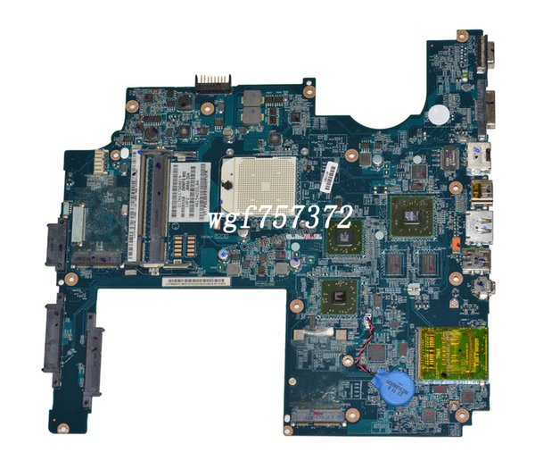 For HP Pavilion DV7-1000 DV7-1200 AMD Laptop Motherboard 506122-001 JBK00 LA-4092P DDR2 S1 Notebook Systemboard
