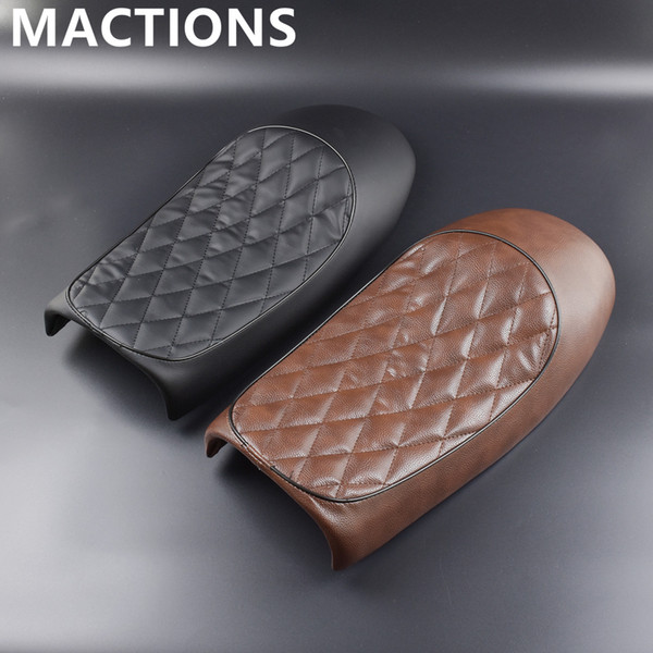 2019 Motorcycle Vintage Cafe Diamond Racer Seat Retro Saddle For Honda CB  CL Retro Cafe Racer Black & Brown From Mc_store, $44 14 | DHgate Com