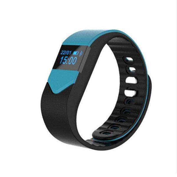 M3S Smart Wristband Light Blue