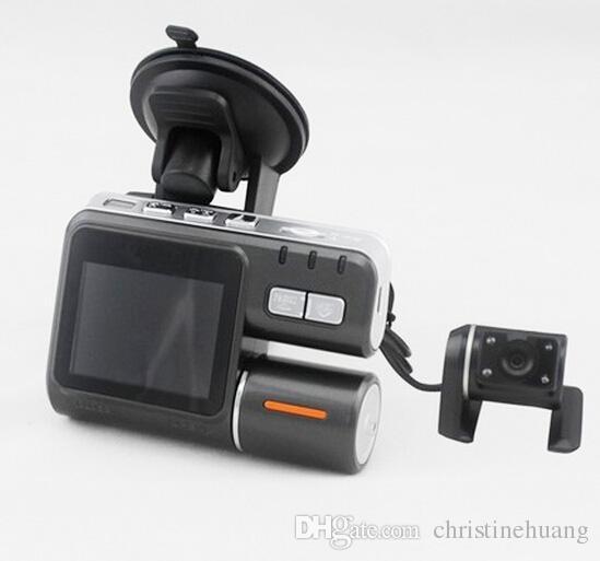 "I1000 2.0"" TFT LCD Car DVR G-sensor 120 Degree Lens Radio Recorder Car Camera"